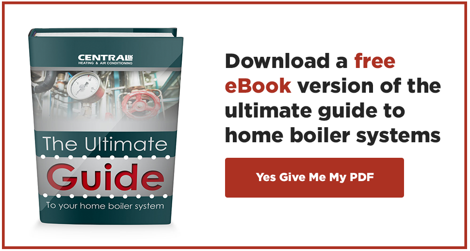 The Ebook Version Of Ultimate Guide To Home Boiler Systems