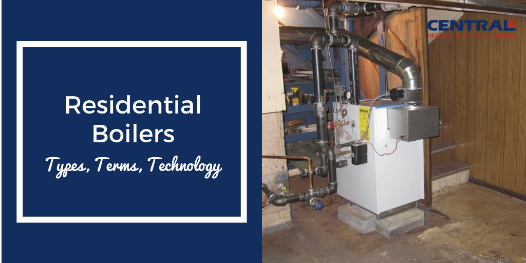 Residential Boilers Types Terms