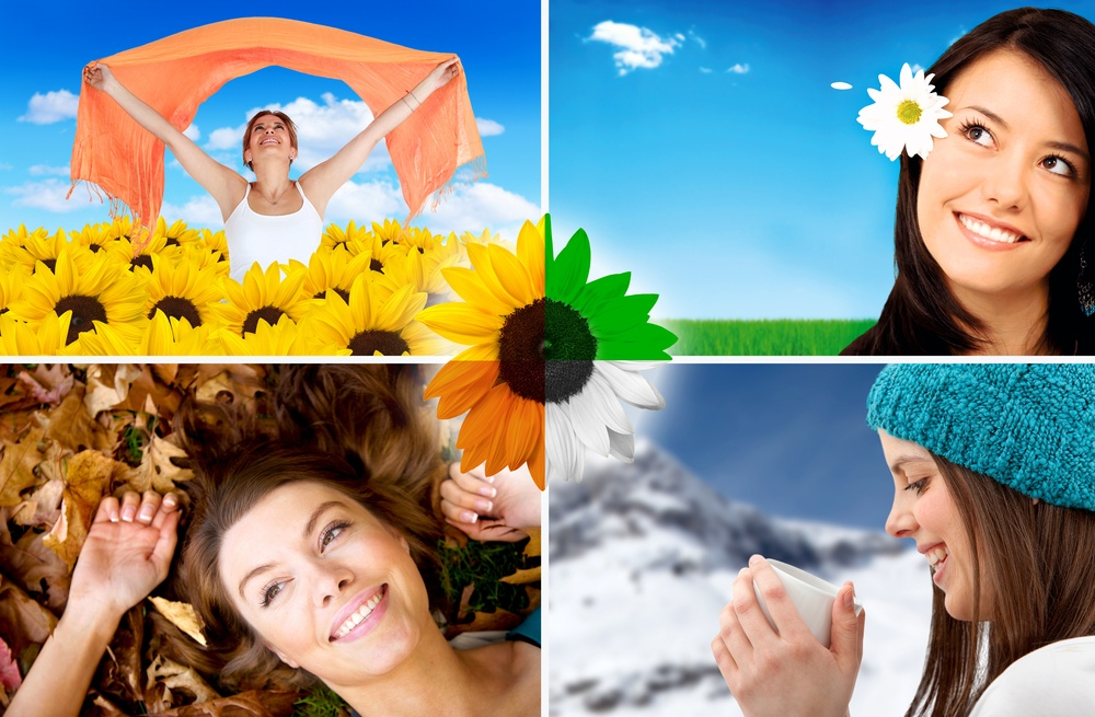 Collage of happy women portraits in different seasons.jpeg