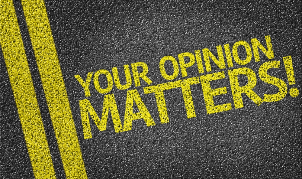 Your Opinion Matters written on the road.jpeg