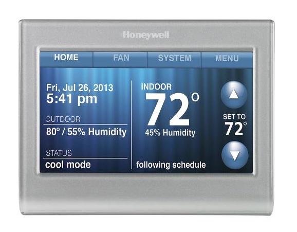 Wi-Fi Smart Thermostat