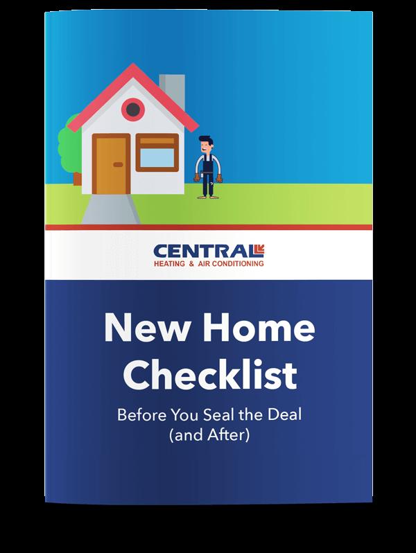 New Home Checklist PDF